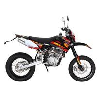 騎式摩托車