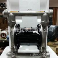 QBK型氣動隔膜泵(第三代)