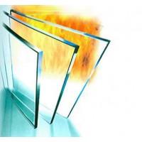 高強度單片銫鉀防火玻璃