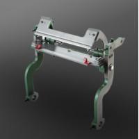 A201 / 251系列精梳機鉗板結合件