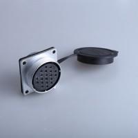 TP55方形法兰插座