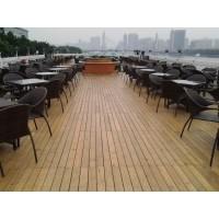 廣州珠江夜游農業銀行號游輪木地板