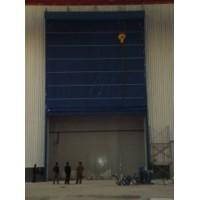 堆積工業門