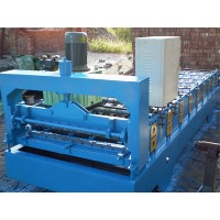 910彩鋼板壓瓦機