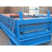 850-900雙層彩鋼壓瓦機