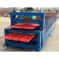 850-840雙層彩鋼壓瓦機