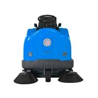 环卫电动扫地车(蓝色)