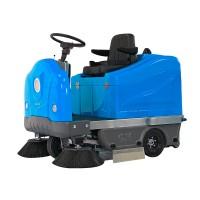环卫电动扫地车(蓝色)供应商