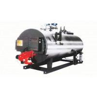 WNS系列全自動燃油(氣)蒸汽鍋爐
