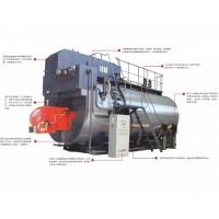 WNS系列一體式全冷凝式蒸汽鍋爐