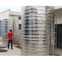 圓形不銹鋼水箱