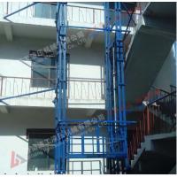 導軌式升降貨梯、升降機