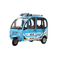 乐动四座(升降玻璃)-四轮电动车