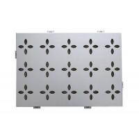 沖孔異形鋁單板3