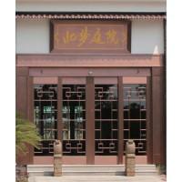 商业铜门种类