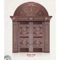 别墅铜门1