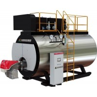 SZS燃油燃氣鍋爐