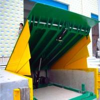 庫房專用固定式登車橋