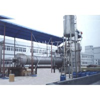 DH-G2 旋轉型固體焚燒爐