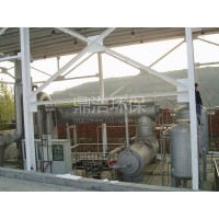 DH-F型 高濃度有機廢液廢溶劑焚燒爐