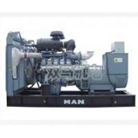 MAN德國曼系列柴油發電機組
