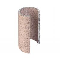 包柱鋁蜂窩板-鋁單板