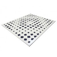 水切割鋁單板