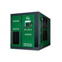 永磁變頻雙級壓縮螺桿空壓機