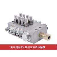集中潤滑ASL集成式單線分配器 潤滑設備