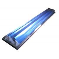 2X40不銹鋼邊框直邊凈化燈具