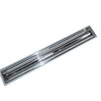 不銹鋼邊框直邊凈化燈具