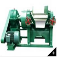 JRS405加热型三辊研磨机