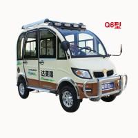 [太陽能電動四輪車]Q6型