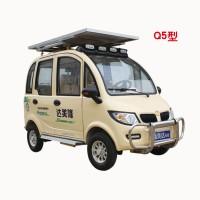 [太陽能電動四輪車]Q5型