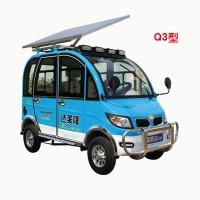 [太陽能電動四輪車]Q3型