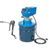 潤滑設備  插桶式電動油脂泵