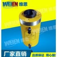 雙動式空心柱塞千斤頂(液壓千斤頂)