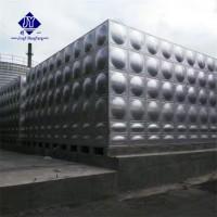 大型定制水箱-不銹鋼水箱
