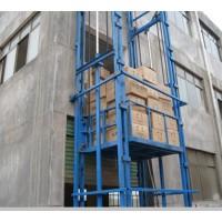 室外導軌式升降貨梯