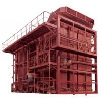 散裝燃煤熱水鍋爐