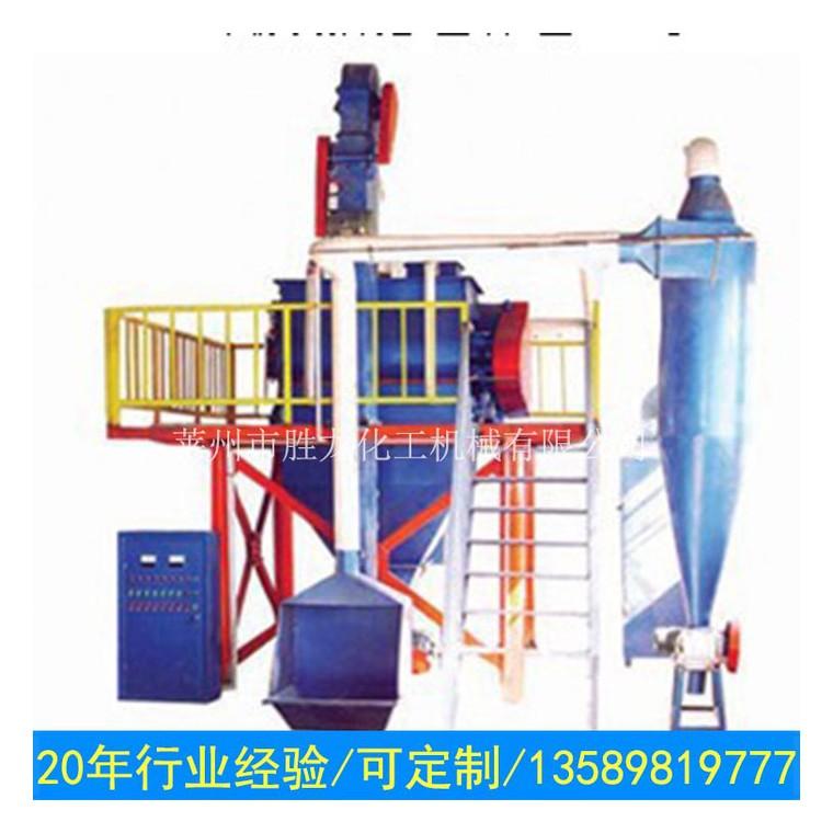 勝龍 涂料混合機 涂料生產設備 涂料成套設備 涂料生產線 涂料攪拌機