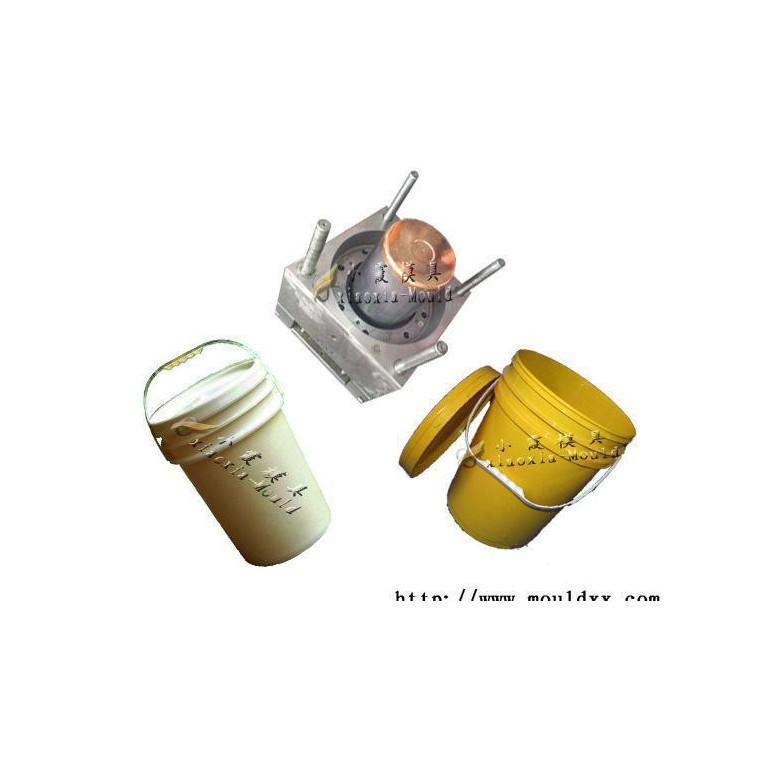 定制4L化工桶模具 5L化工桶模具 6L化工桶模具 7L化工桶模具工廠