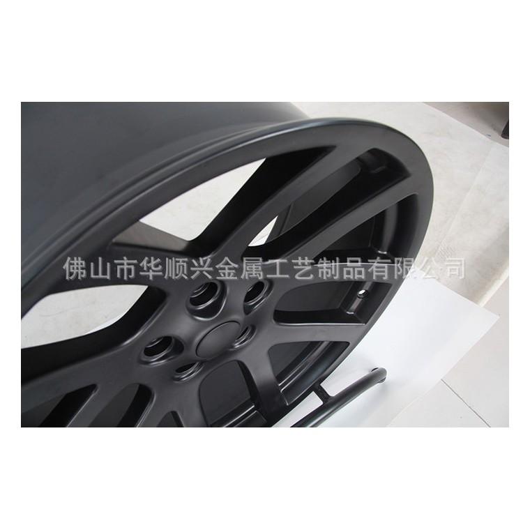 新款汽車輪胎鋼圈展示架輕便簡易汽配輪轂金屬小展架定制