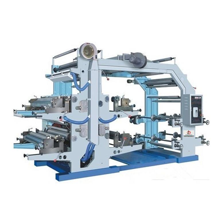 直销柔版印刷机  冥币印刷机 无纺布印刷机塑料薄膜印刷机