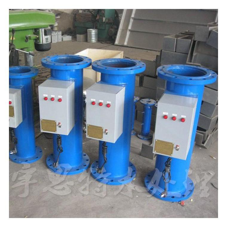 烏海電子水處理器 高頻射頻電子水處理儀 電子除垢儀廠家