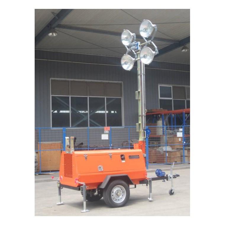 鐵嶺經銷商QA-630 工程照明車,移動式照明車,拖車式照明車
