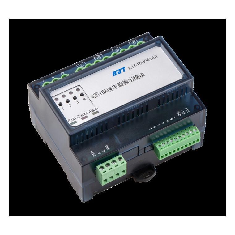 智能照明控制模塊奧杰特4路16A 智能照明系統智能照明系統評估報價