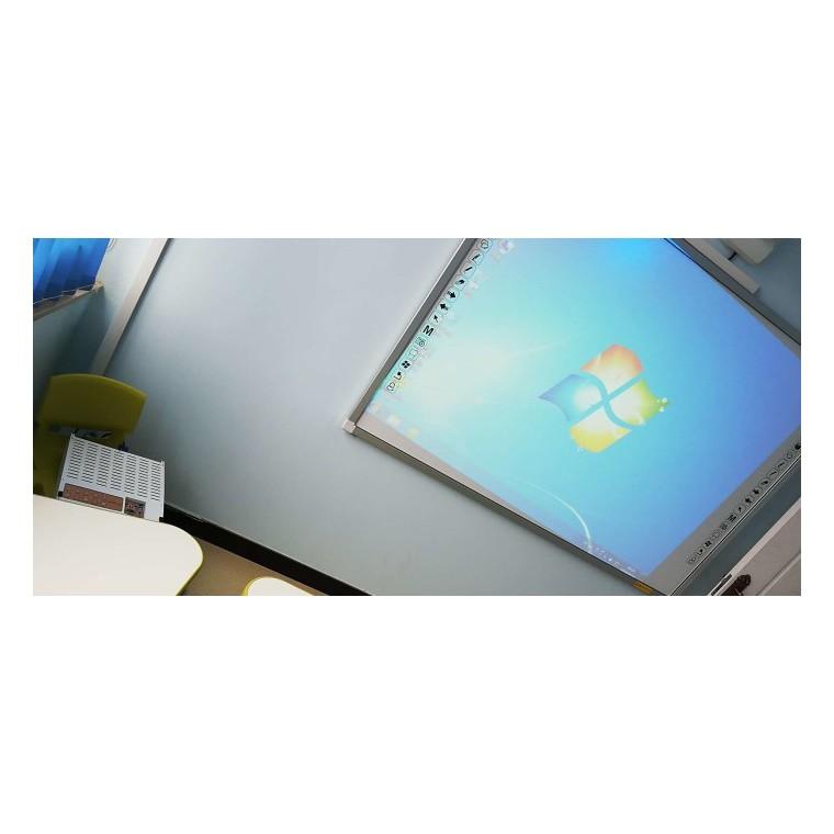 100寸電子白板 點圓互動電子白板廠家  教學電子白板價格