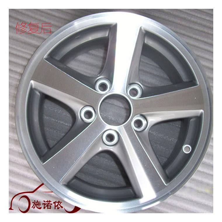 施諾依SNY-5汽車輪轂拉絲機 汽配廠修復輪轂專業設備價格合理