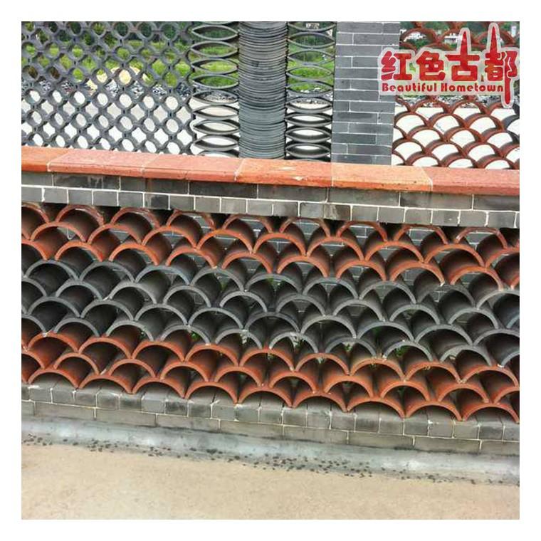 佛山陶瓷園林藝術建材陶瓷花窗花格